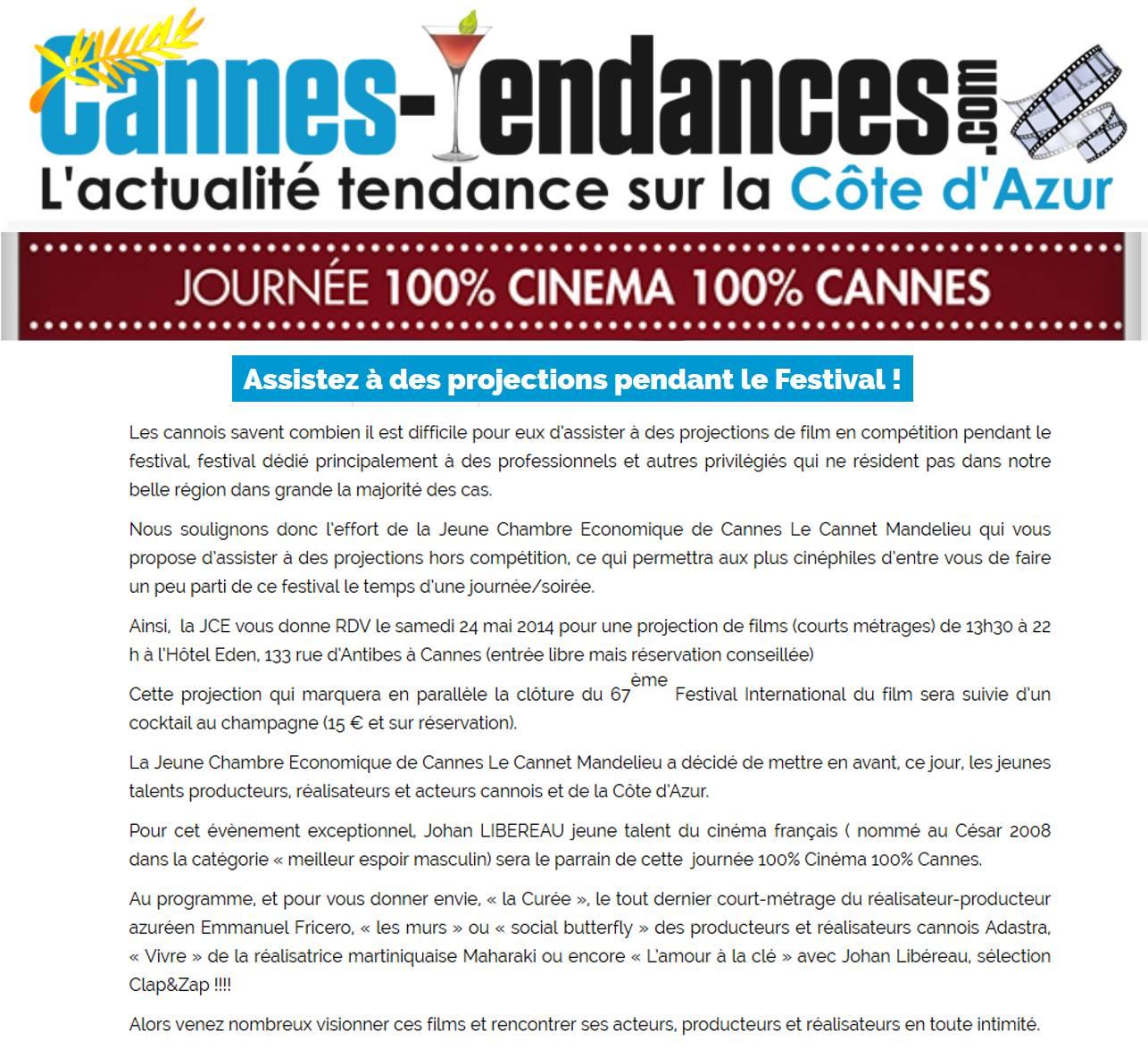 Cannes Tendances
